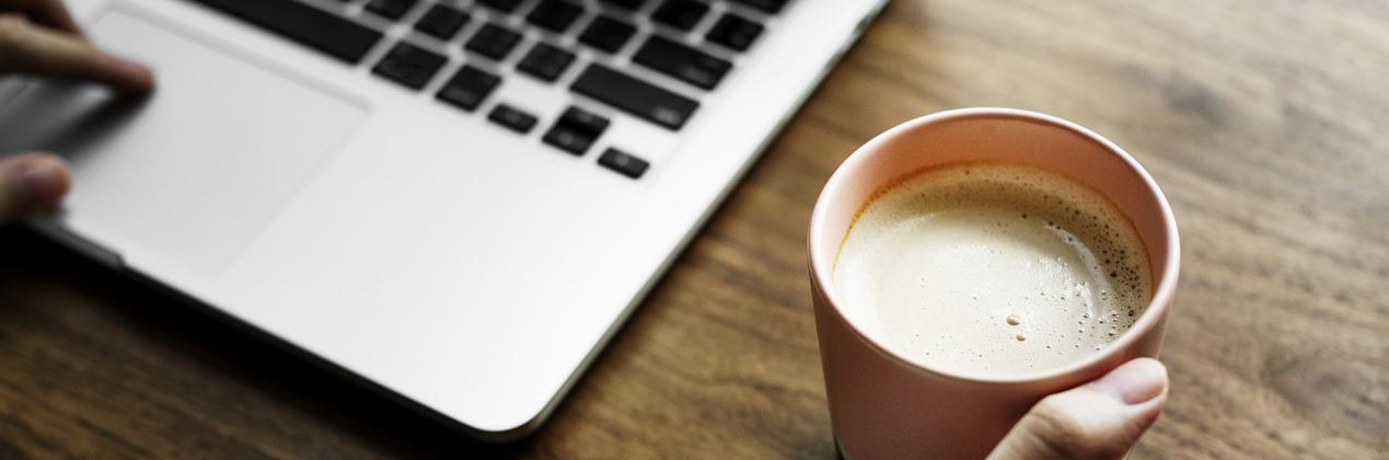 Kaffee - Egal ob am bei der Arbeit oder zuhause ein wahrer Genuss