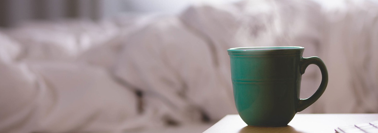 Kaffee - Ein echter Wachmacher am Morgen